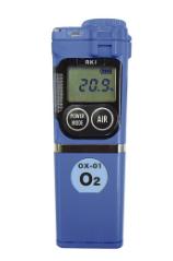 日本理研OX-01型便携式氧气检测器