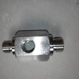 高压柱塞泵与安全阀连接接头