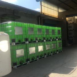 广州1吨化工垃圾回收桶周转桶运输桶IBC吨桶口径可定做