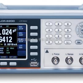 固纬LCR-6200电桥测试仪
