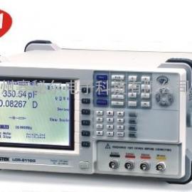 固纬LCR-8110G LCR测试仪