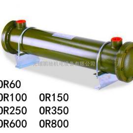 纯铜管水冷却器 OR-60 OR-100 OR-150 OR-250 OR-350 OR-600