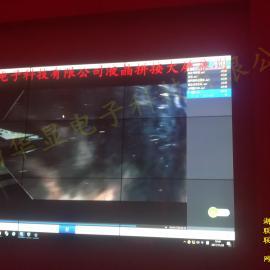 江西监控拼接墙、拼接大屏幕、江西超窄边液晶屏|江西华显电子