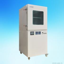 PLC真空度多段编程真空干燥箱胶水真空脱泡机