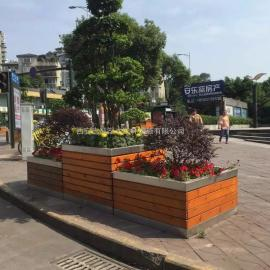 乌鲁木齐凉亭|新疆木塑花架|分类果皮箱|哈密休闲椅厂家供应商