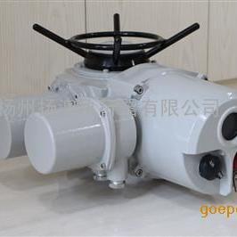 供应扬修F-DZW15智能型电动执行器电动阀门