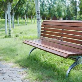 太原公园椅_运城户外休闲椅_山西园林座椅厂家就找西安志诚塑木