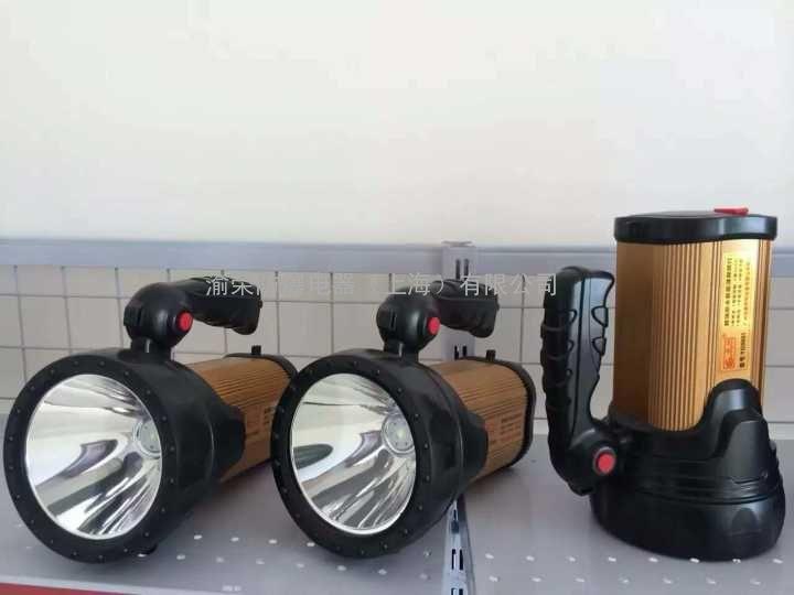 上海渝荣新型手提式远程强光探照灯特价