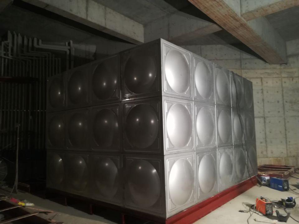 惠州不锈钢环保保温水箱
