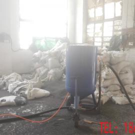 武汉喷砂除锈防腐工程加工厂 武汉钢材喷砂除锈服务公司