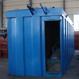 颚式破碎机PPC64-6型气箱脉冲布袋除尘器泊头厂家加工订做
