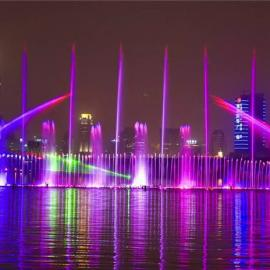 湖南湖面音乐喷泉设计施工公司湖南湖面音乐喷泉设计安装公司