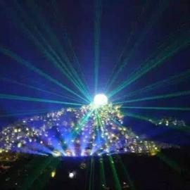 陕西灯光秀设计公司陕西灯光秀安装公司