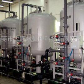 江西地下水处理设备 井水除铁锰过滤器 地下水净化设备