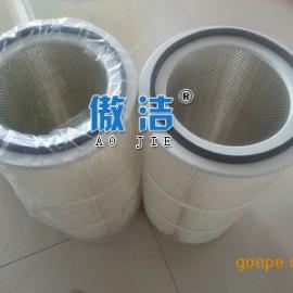 厂家直销 PTFE覆膜 耐高温 除尘滤芯