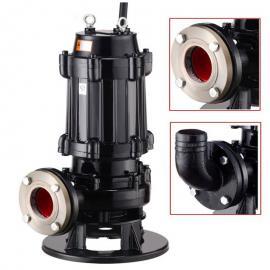 厂家直销50WQ立式无堵塞小型潜水排污泵 潜水排污泵 WQ污水泵