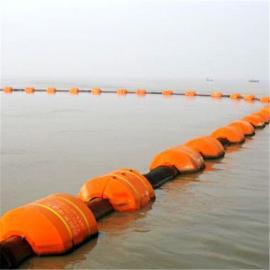 水上抽沙浮体 防腐耐磨10寸抽沙管道浮体批发销售