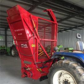 拖拉机带的粉碎回收机 秸秆收割机厂家