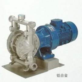 大量供应DBY3-15型铝合金泵体电动隔膜泵