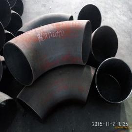 冲压弯头90E-3D-100-Sch40 无缝20号钢 SH/T3408-2012