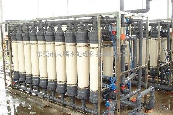 50T/H中空纤维超滤 UF超滤水处理设备 超滤装置