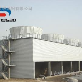 横流式冷却塔厂家 供应优质 方形逆流式冷却塔 盛宝