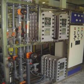 EDI电除盐水处理超纯水设备 EDI超纯水装置东莞大鹏供应