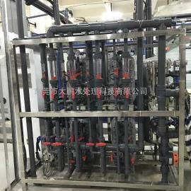 EDI电去标记原子处理水设备 EDI超纯水处理设备