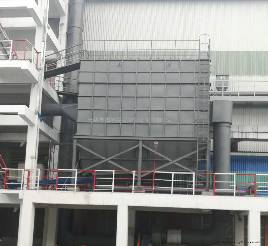 电解铝高位料仓除尘系统