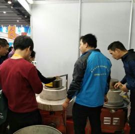 云浮市豆腐电动石磨磨浆机量大从优欢迎订购