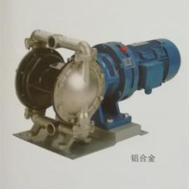 大量供应DBY3-25型铝合金泵体电动隔膜泵