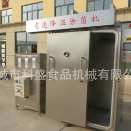 卤煮鸡爪真空速冷机 熟食品快速真空冷却机 预冷机厂家生产