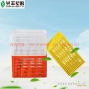 水果箩|胶筐|水果专用胶箩|苹果桔子专用胶筐-厂家直销品质保证