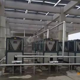 太阳雨太阳能热水工程 热水系统