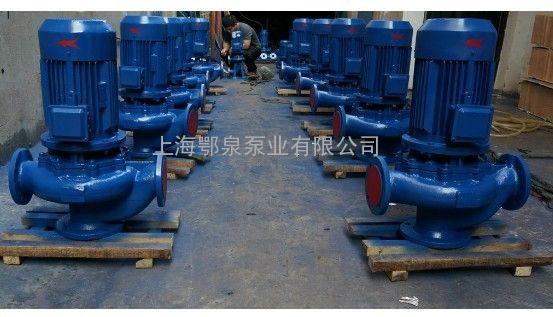 立式污水管道泵