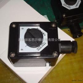 BZM-10/220V防爆照明开关-10A防爆旋钮照明开关的价格