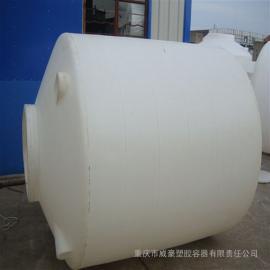 重庆5立方塑料水箱/5000L塑料水箱资讯