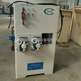 简易式HCCL-Y次氯酸钠发生器100克设备价格