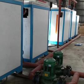 洛阳人民医院3500平米汇凯电磁采暖炉改造应用效果