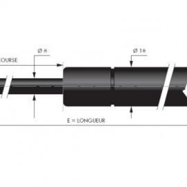 优势供应Berthold marx气弹簧-德国赫尔纳(大连)公司