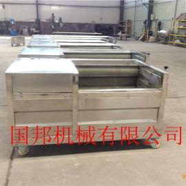 国邦供应GB-800型水果打蜡机 水果表面抛光机 厂家火爆热销设备