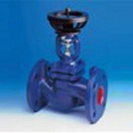 进口德国艾瑞Fig.042蒸汽静态平衡阀 艾瑞蒸汽法兰平衡阀