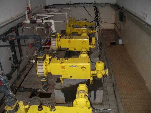 米顿罗mbh系列液压隔膜计量泵