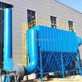 电厂布袋除尘器热电站锅炉除尘器改造电厂静电除尘器专业厂家