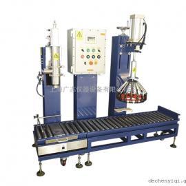 全自动树脂灌装机胶粘剂灌装机固化剂灌装机广志自动化专供
