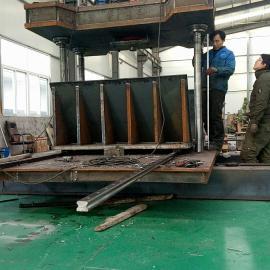 电液伺服空气弹簧推力杆拉压摆扭三维复合疲劳试验机生产 基地