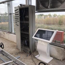 温室风机降温系统、温湿度控制、植物需求控制、自动化控制