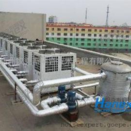 空气源热泵噪音治理