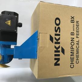 nikkiso日机装计量泵BX20-PCF-H338