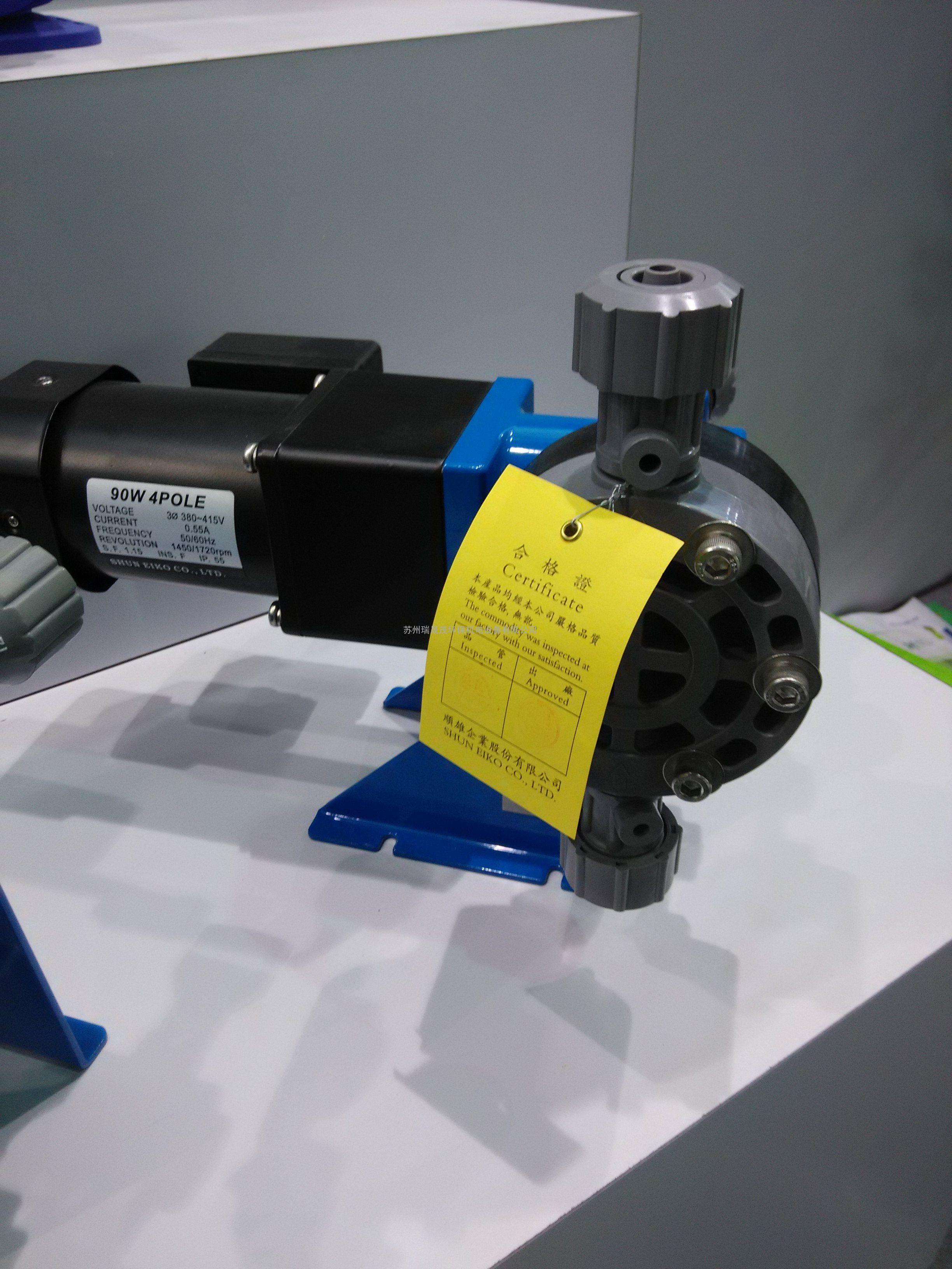 nikkiso日机装计量泵BX30-PCF-H120